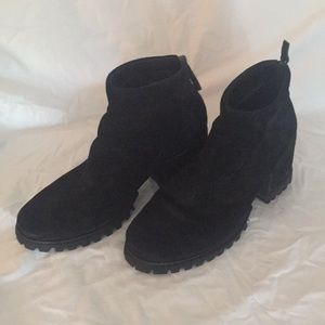 Marsell Suede Bootie